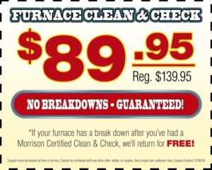 furnace coupon