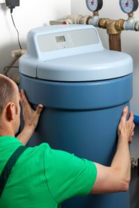 water softener swansea il
