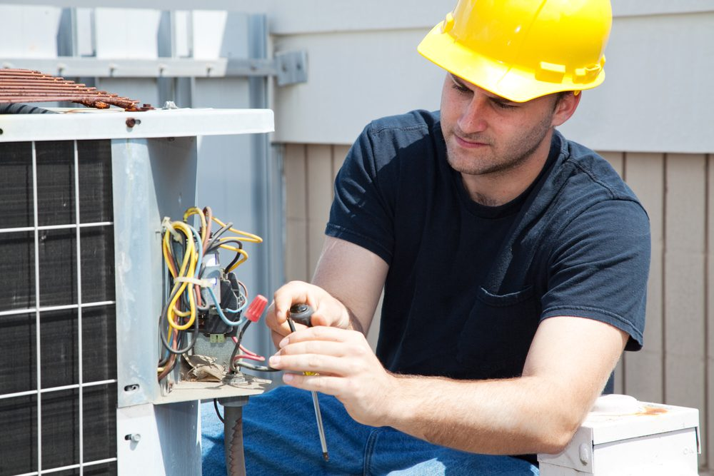 HVAC tech edwardsville il