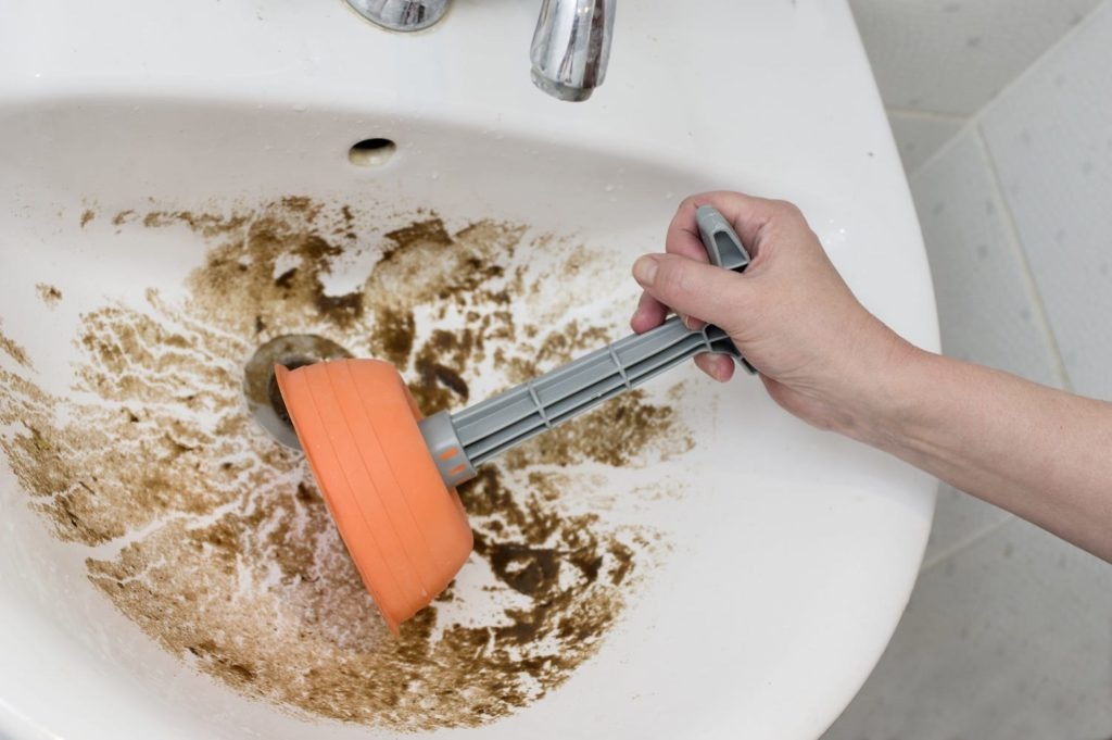 drain cleaning methods collinsville il