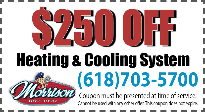heating cooling system coupon belleville il