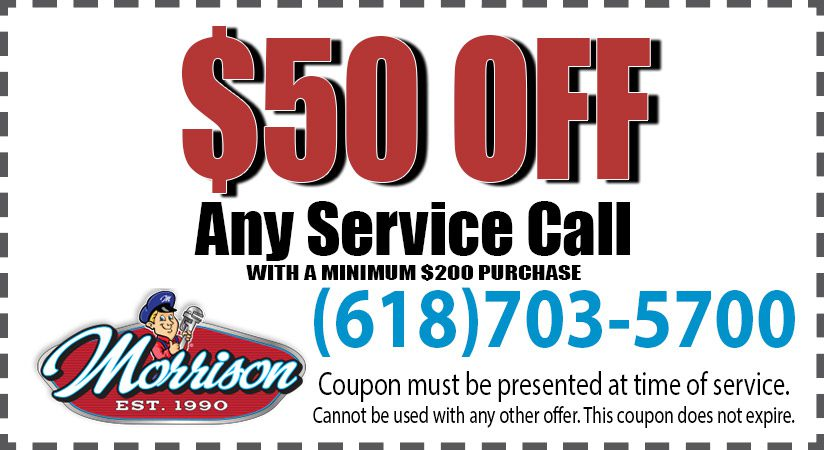 service call coupon belleville illinois
