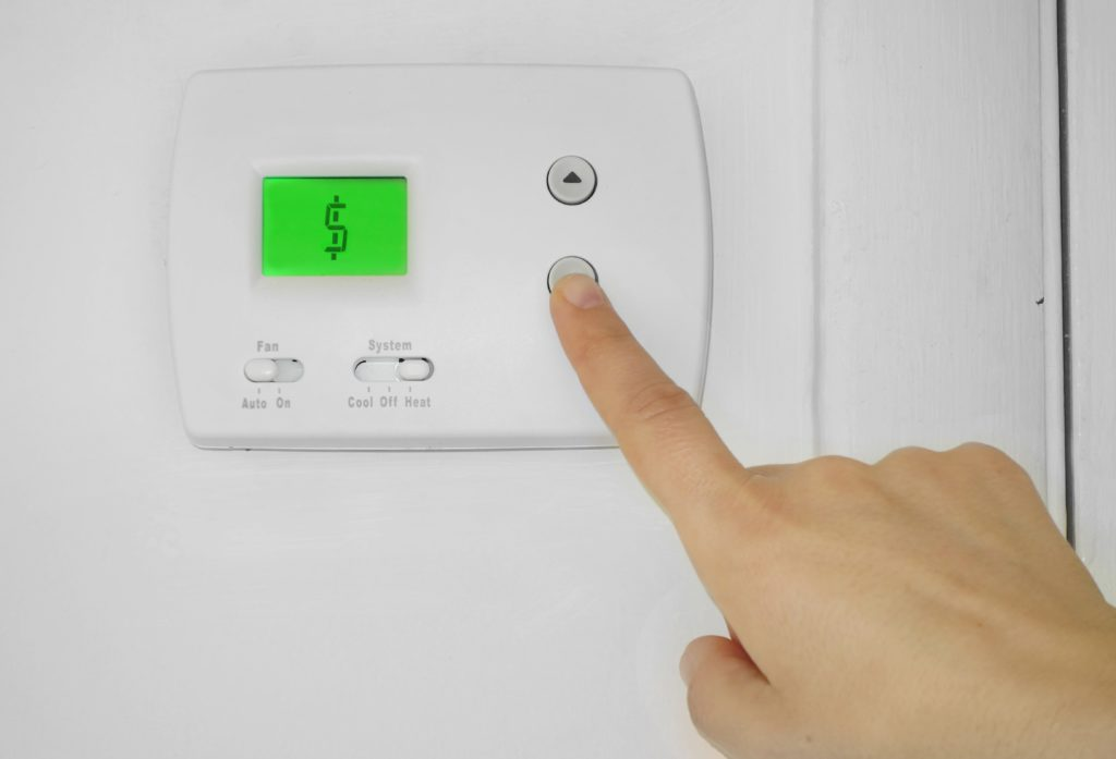fall thermostat settings maryville il