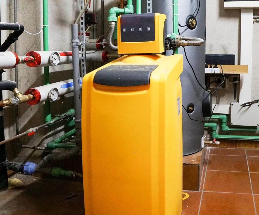 water softener installation belleville il