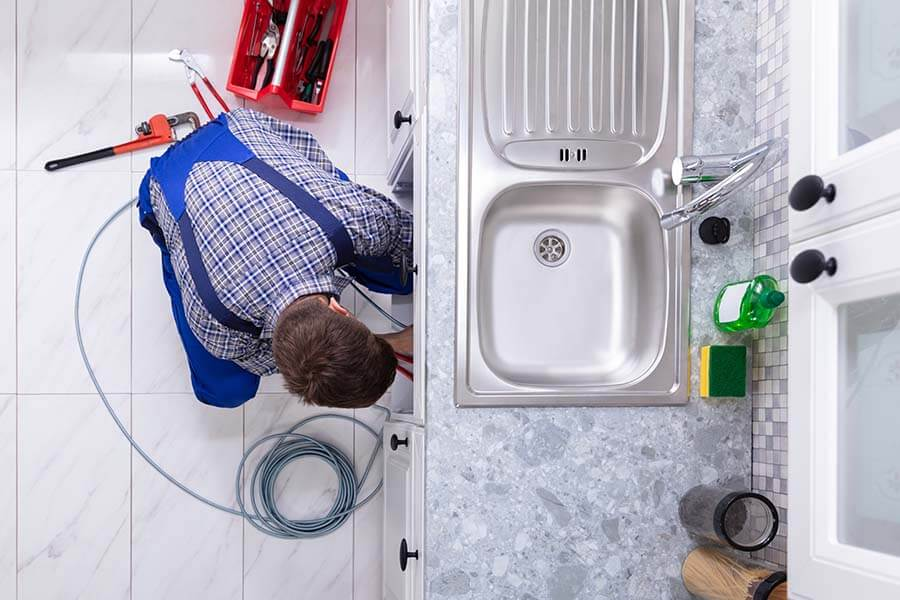 drain cleaning collinsville il