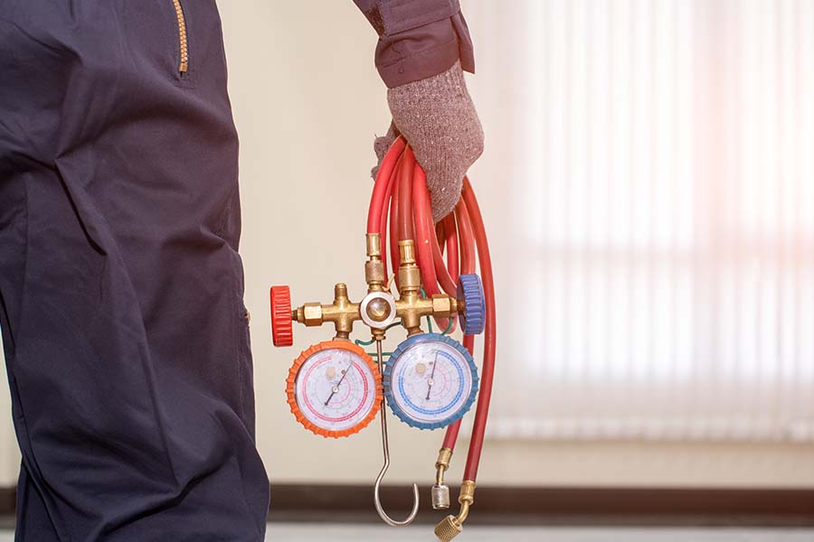 heating contractors fairview heights il
