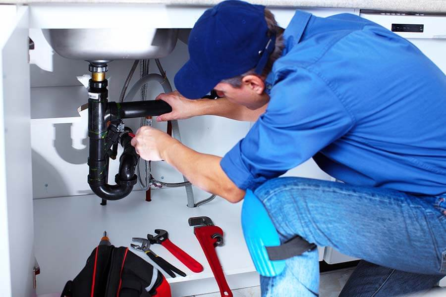 local plumbing service maryville il