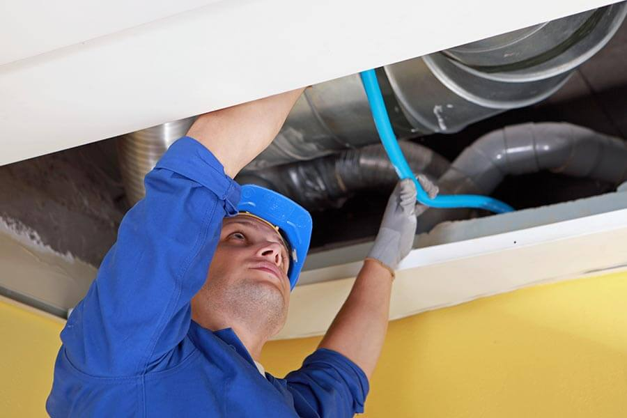 duct installation and cleaning belleville il