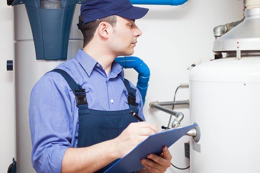 water heater repair caseyville il