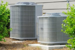 New A/C unit for residential home in Belleville, Illinois