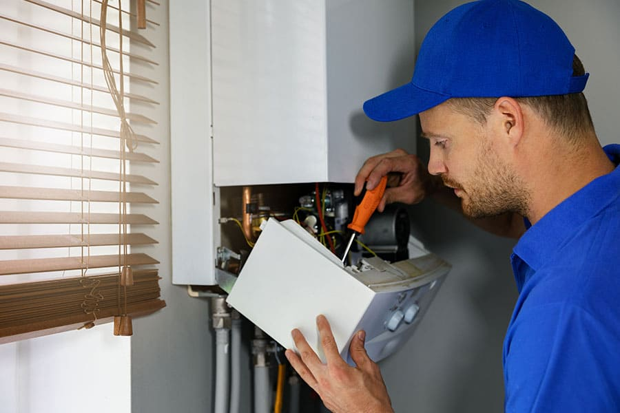 heater maintenance and repair services columbia illinois