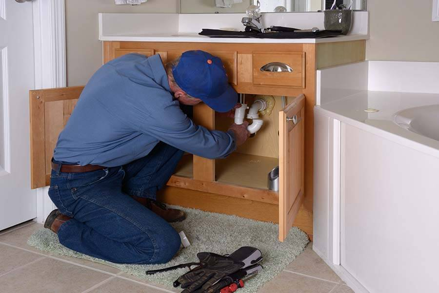drain cleaning and plumbing repair services near the godfrey illinois area