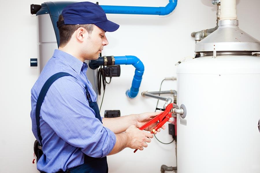 water heater installation, repair, and maintenance services near wood river il