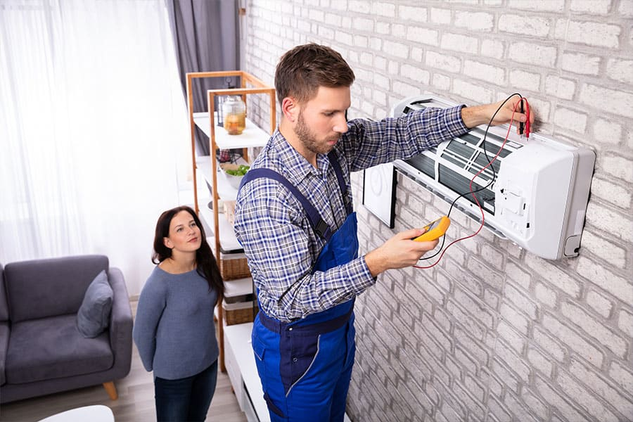 air conditioning maintenance and repair in the belleville illinois area