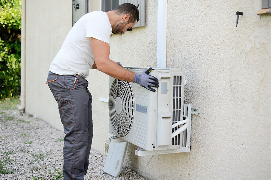 Air conditioning installation professional providing excellent A/C replacement service in the Metro East, IL area.